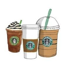 Drawn Starbucks Drink3451156