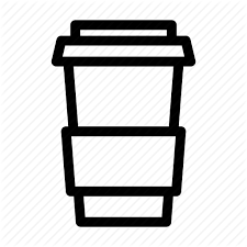 Business Caffeine Coffee Collection Drink Outlines Starbucks Icon