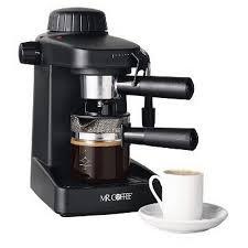 Mr Coffee ECM91 Steam Espresso Machine 4 Shot