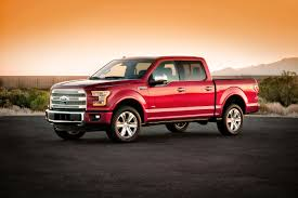 Report: Ford Is Developing A V-6 Diesel For The F-150 Codenamed
