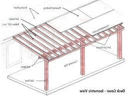 Awesome Building A Patio Roof And Kit 73 Diy Patio Roof Kits