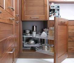 Blind Corner Base Cabinet For Sink by Kitchen Utensils 20 Photos Blind Corner Kitchen Storage Modern