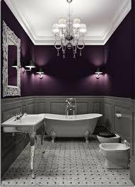 salle de bain mauve salle de bain moderne violet photos de design d intérieur et