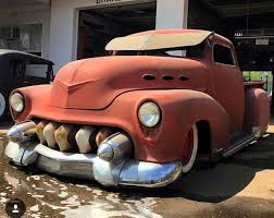 """Zeeman57: """"Hot Rod Pickup Truck """" 