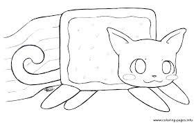 Coloring Pages Cats Cat Unicorn Free Hello Kitty To