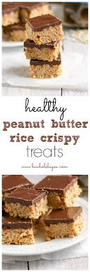Healthy Peanut Butter Cup Rice Crispy Treats | Recipe | Healthy ... Chocolate Baked Northwest Guest Posting At Handmade By Hilani Occasionally Crafty Peanut Butter Rice Krispie Treats With Salted Caramel And 237 Best Fall Recipes Images On Pinterest Recipes Chocolate A Little Bit Crunchy Rock Roll Cup The Art Of Comfort Baking 23 Made With Butterscotch Crunch Bars Recipe Twists Old Bar Krispies Krispies Treats Butter Fudge