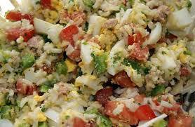 cuisine salade de riz recette de salade de riz