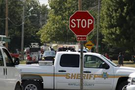 100 Liberty Truck Stop Police Shootout In Iowa Leaves 1 Dead Another Injured AM 1190