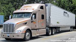 100 Prime Trucking School TRUCK TRAILER Transport Express Freight Logistic Diesel Mack