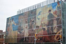 Harlem Hospital Mural Pavilion by Flickr Photos Tagged Harlemhospital Picssr