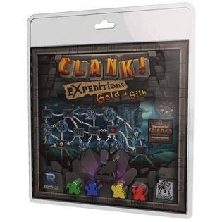 Clank! Expeditions Gold and Silk Card Games