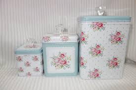 French Style Storage Tins