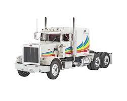 Revell Germany 07455 1/16 Peterbilt 359 Conventional [RVL07455 ...