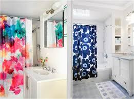 duschvorhang für kleines bad 30 ideen mit großem effekt