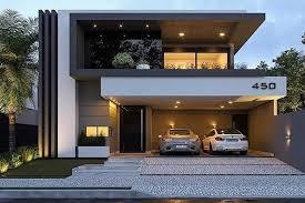104 Modern Dream House Exterior Design Images Trendecors