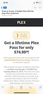 Plex Pass Promo Code Rtic Free Shipping Promo Code Lowes Coupon Rewardpromo Com Us How To Maximize Points And Save Money At Movie Theaters Moviepass Drops Price 695 A Month For Limited Time Costco Deal Offers Fandor Year Promo Depeche Mode Tickets Coupons Kings Paytm Movies Sep 2019 Flat 50 Cashback Add Manage Passes In Wallet On Iphone Apple Support Is Dead These Are The Best Alternatives Cnet Is Tracking Your Location Heres What Know Before You Sign Up That Insane Like 5 Reasons Worth Cost The Sinemia Better Subscription Service Than