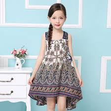 ChildDkivy 2017 Baby Girls Summer Dress