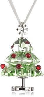 Amazon Swarovski Christmas Tree Ornament Home Kitchen