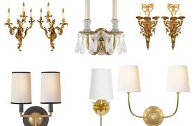 lighting cheap wall sconces bedside wall ls in brass