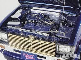 100 1982 Toyota Truck SR5 Lowrider Magazine