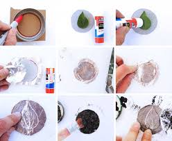 Instructions Simple Homemade Christmas Ornaments Embossed