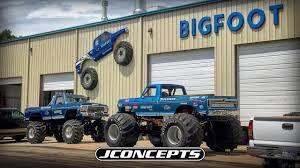 100 Bigfoot Monster Truck History Open House 2018
