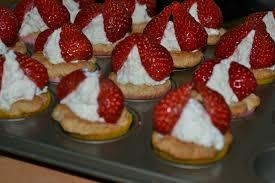 tarte aux fraises pate feuilletee mini tartelettes fraises ricotta vanillée chez laurette