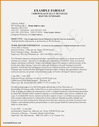Work Related Skills Examples Inspirational For A Resume Example Of On