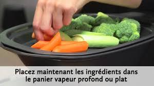 r lisation cuisine pour la cuisson à la vapeur avec le ménager