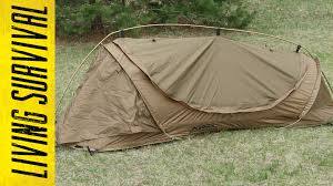 Catoma Bed Net by Catoma Badger Lightweight Solo Shelter Youtube