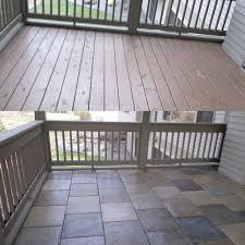 can dektek tiles be installed your existing deck