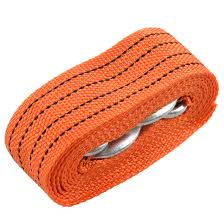 100 Tow Ropes For Trucks Rope 9 Ft 3 Tonnes Car Ed Band Truck Pulling Rope With