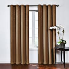 round round thermaweave blackout window curtain