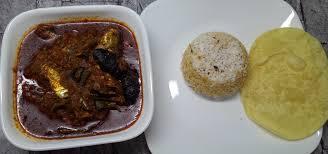 100 Mathi Kappa Puttum Mathi Curryum Steamed Tapioca Cake And Fish Curry