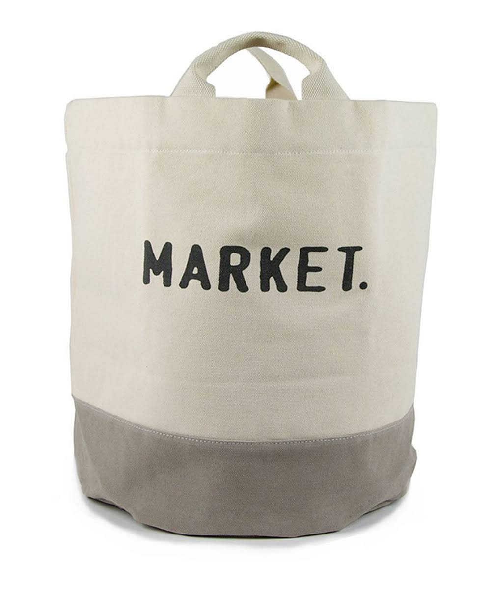 Fluf Market Utility Tote, Large
