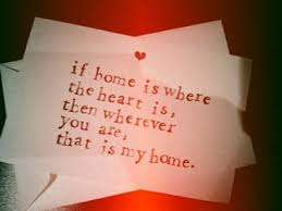Home Is Where The Heart A Collection