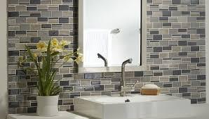 american olean mosaic tile designing a bold bathroom backsplash with american olean