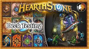 Dragon Priest Deck Hearthpwn by Hearthstone Tempo Dragon Priest Deck Testing Part 3 Youtube