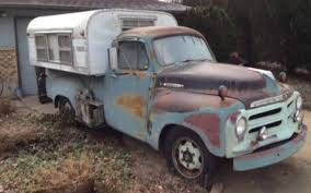 100 Alaskan Truck Camper For Sale The Perfect Pair 1955 Studebaker Pickup With Vintage Popup