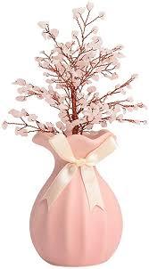 de xinxinchaoshi geld baum rosa kristall dekoration
