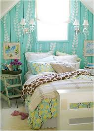 Preferential Attic Blue Bedroom Ideas For Teenage Girls With