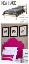 Ikea Headboard And Frame by Best 25 Ikea Twin Bed Ideas On Pinterest Ikea Beds For Kids