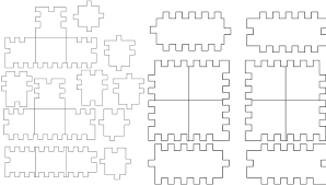 free tetris block files for lasercutting