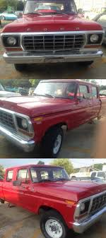 1978 Ford F-250 Crew Cab | 70s Cars For Sale | Pinterest | 70s Cars ...