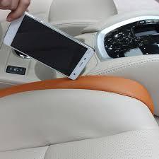 rembourrage siege auto faux en cuir siège de voiture gap pad charges étui spacer