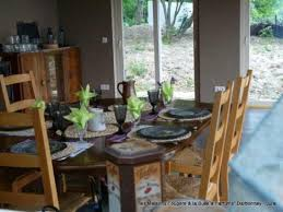 les tilleuls chambre d hote jura espace table d hôte aux chambres les tilleuls photo de