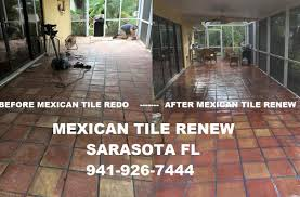 efflorescence can form and white spots accumulate mexican tile
