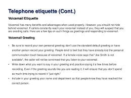 Business Voice Message Template Short Voicemail Greetings Examples Greeting Samples Free