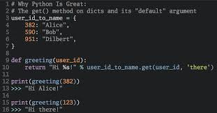 Python Decorators With Arguments by Using Get To Return A Default Value From A Python Dict U2013 Dbader Org