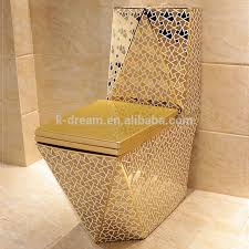 goldenes badezimmer ks d 04gpa design keramik toilette vergoldeter wassers chrank buy gold wasser closet keramik wc goldene bad product on